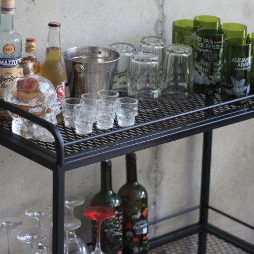 Carrito bar industrial