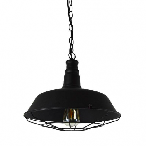 lampara colgante industrial
