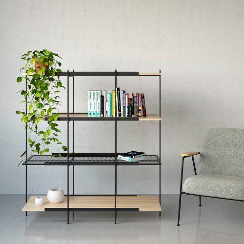 Librero Rootz