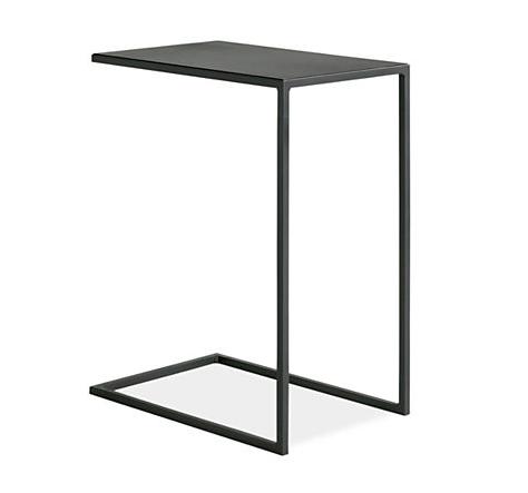 Mesa lateral simple metal